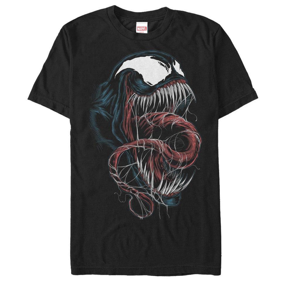 Spider-Man Venom Mens Black T-Shirt