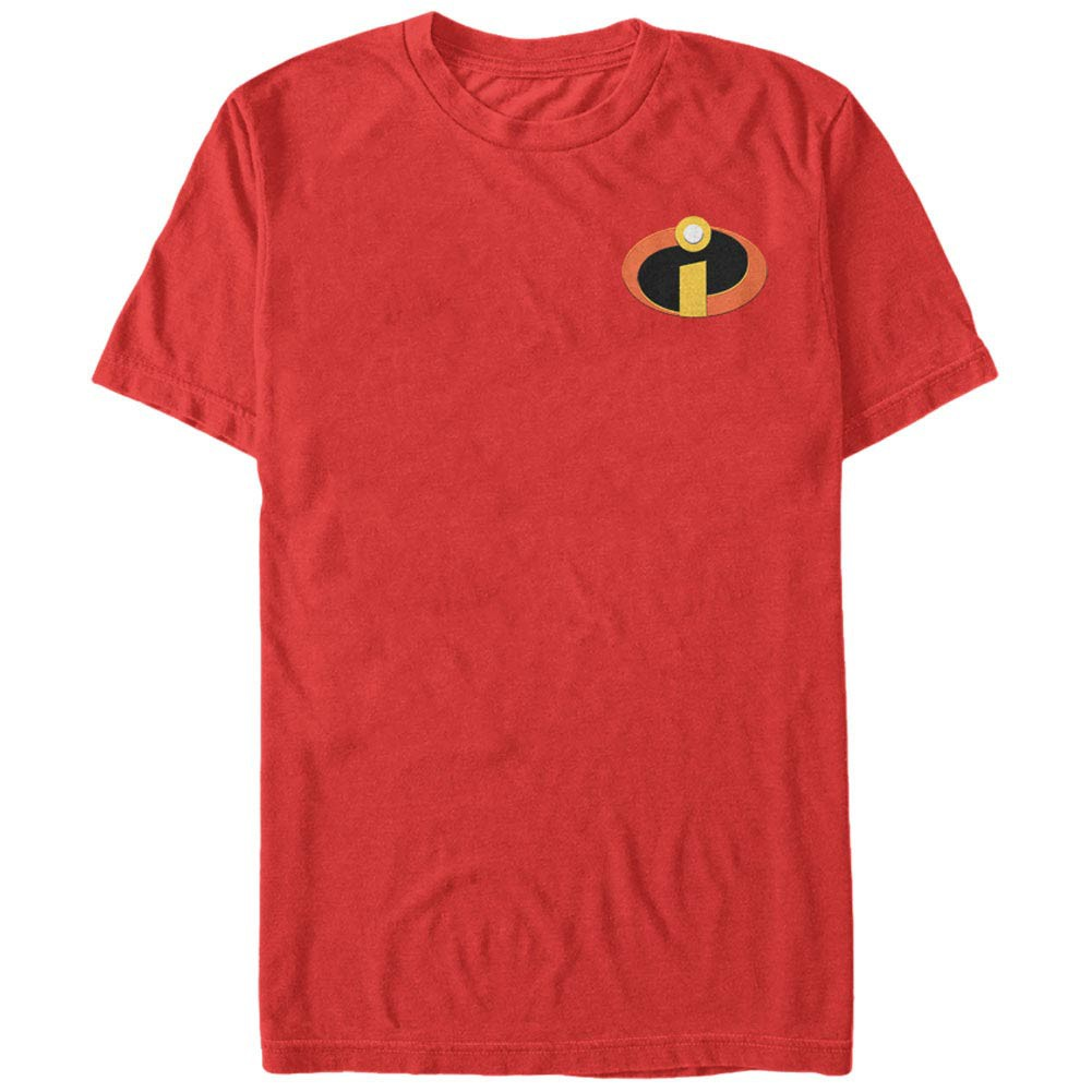 Disney Pixar The Incredibles Incredipop Red T-Shirt