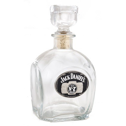 Jack Daniels Medallion Decanter