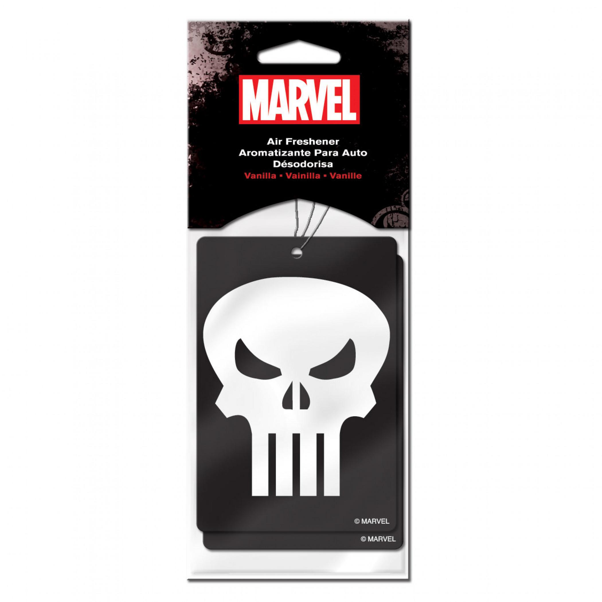 Punisher 2-Pack Vanilla Scented Air Freshener