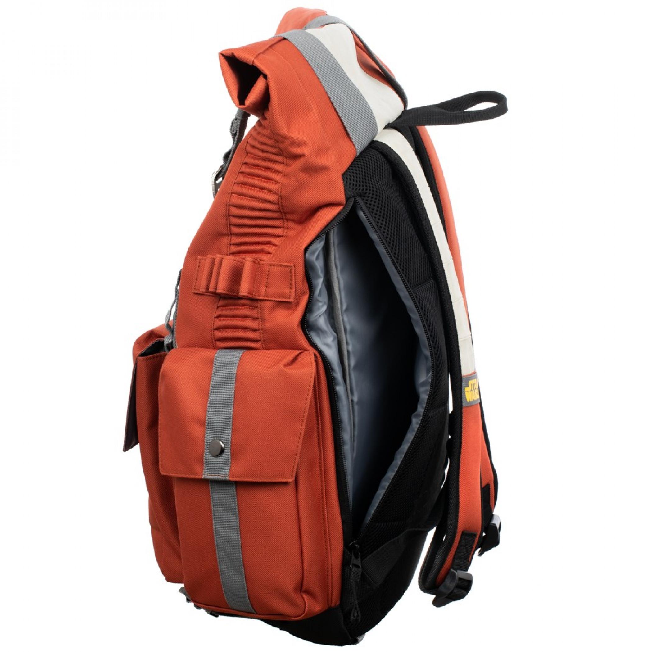 Star Wars Resistance Pilot Rolltop Backpack