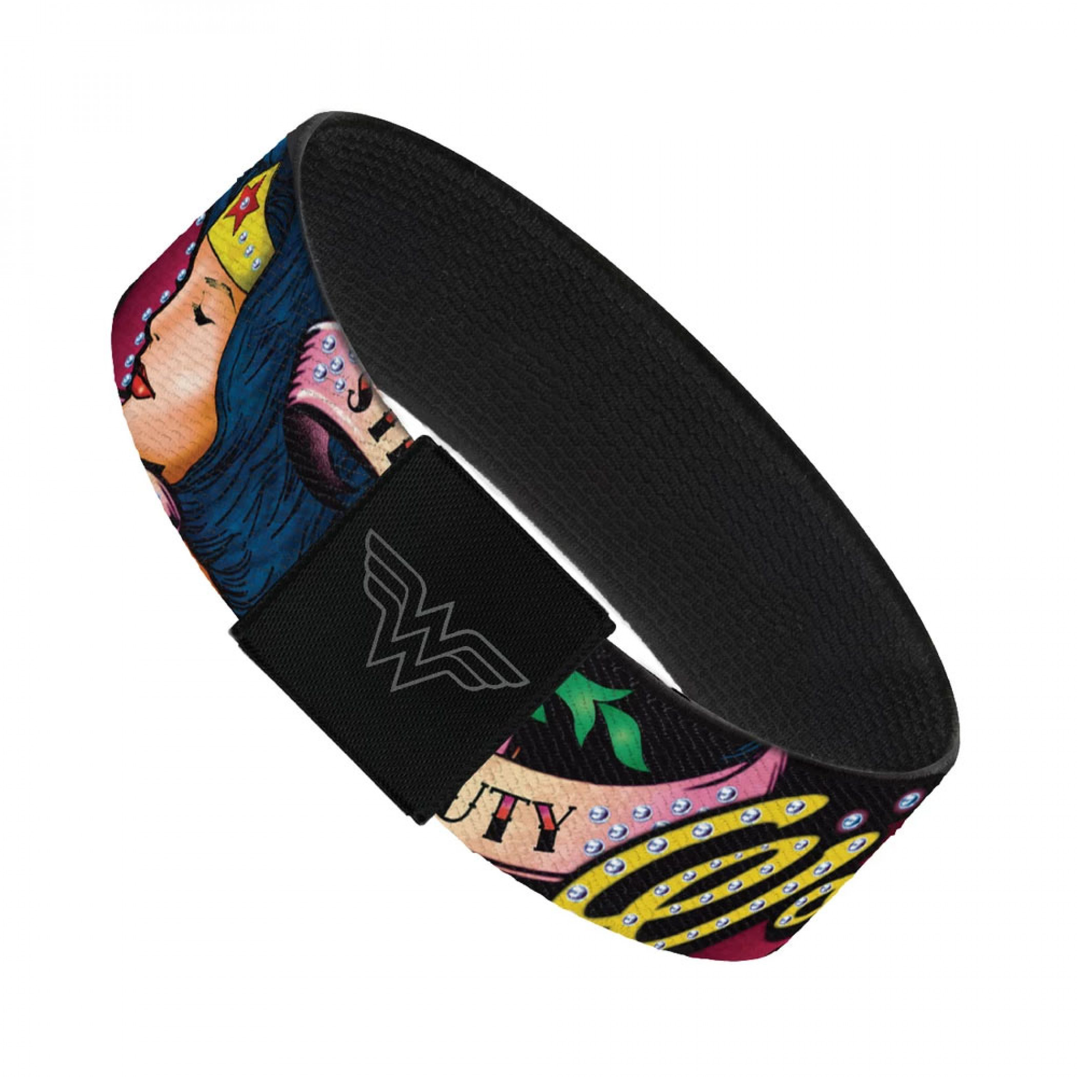 Wonder Woman Elastic Bracelet