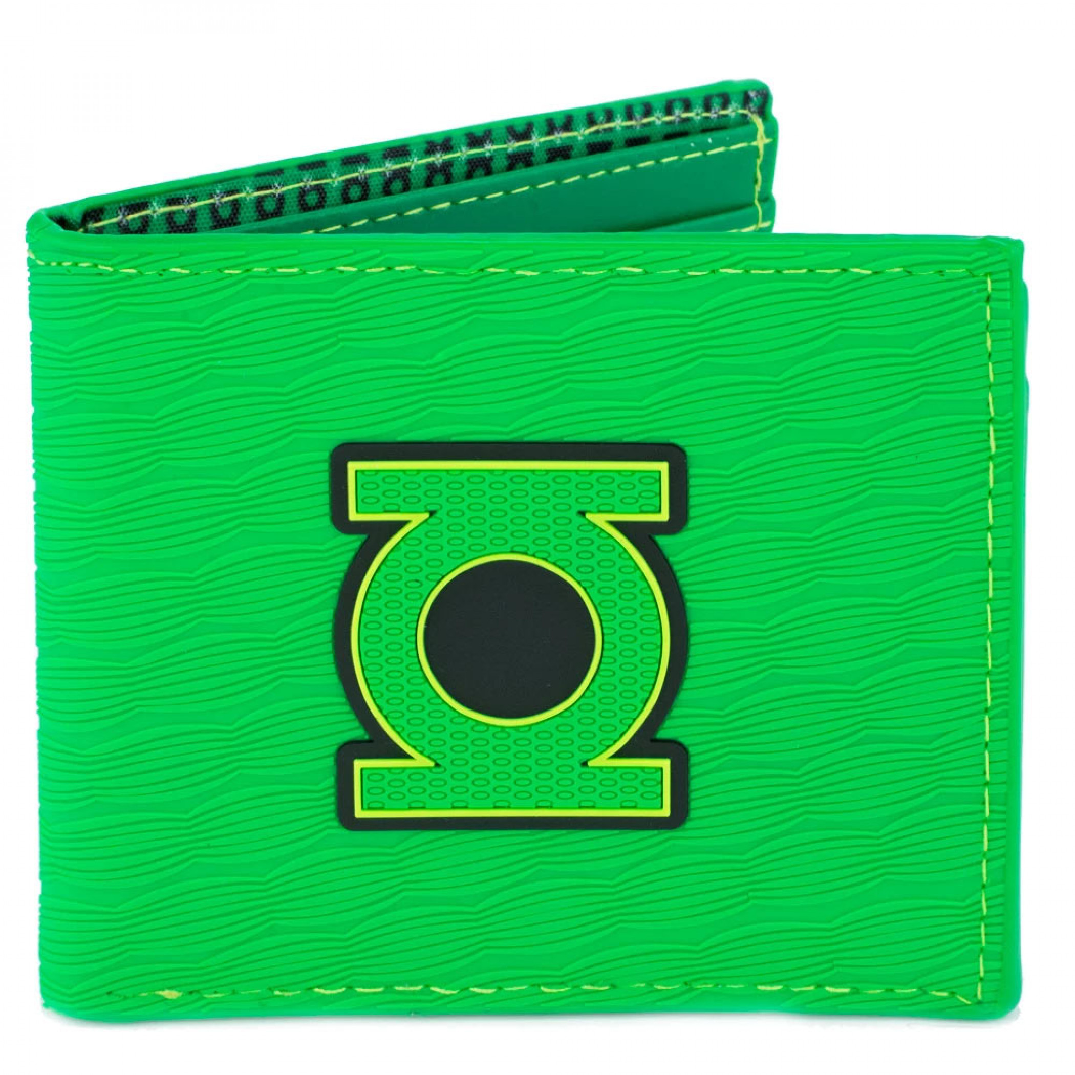 Green Lantern Wallet