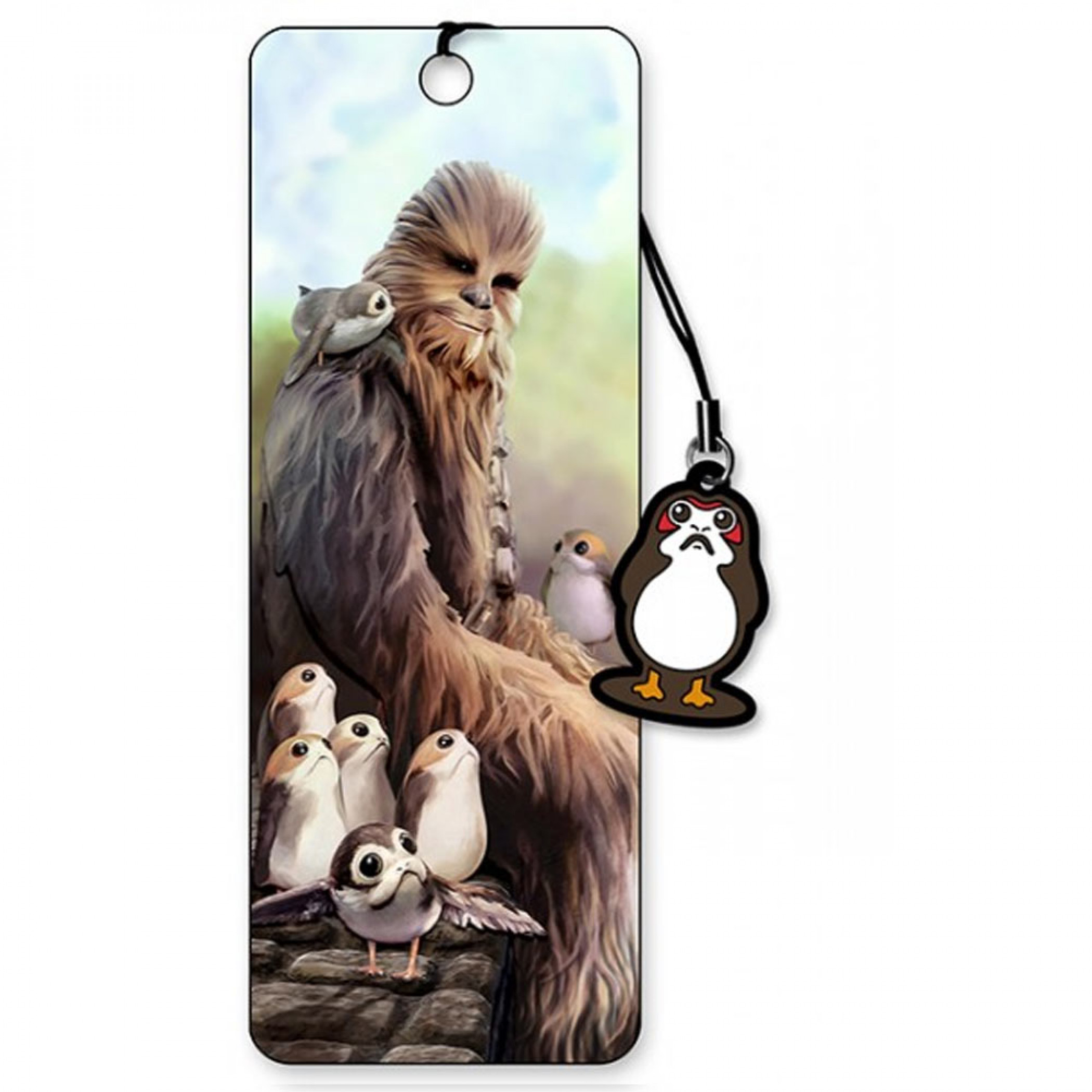 Chewbacca 3D Moving Image Bookmark