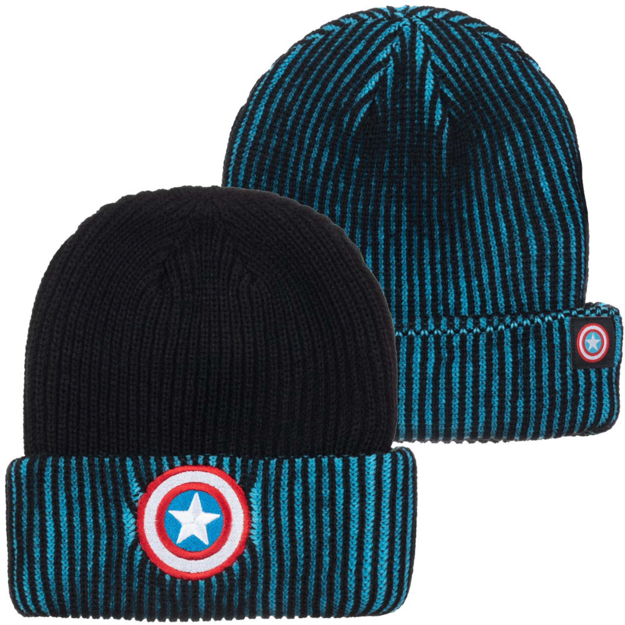 Captain America Reversible Beanie