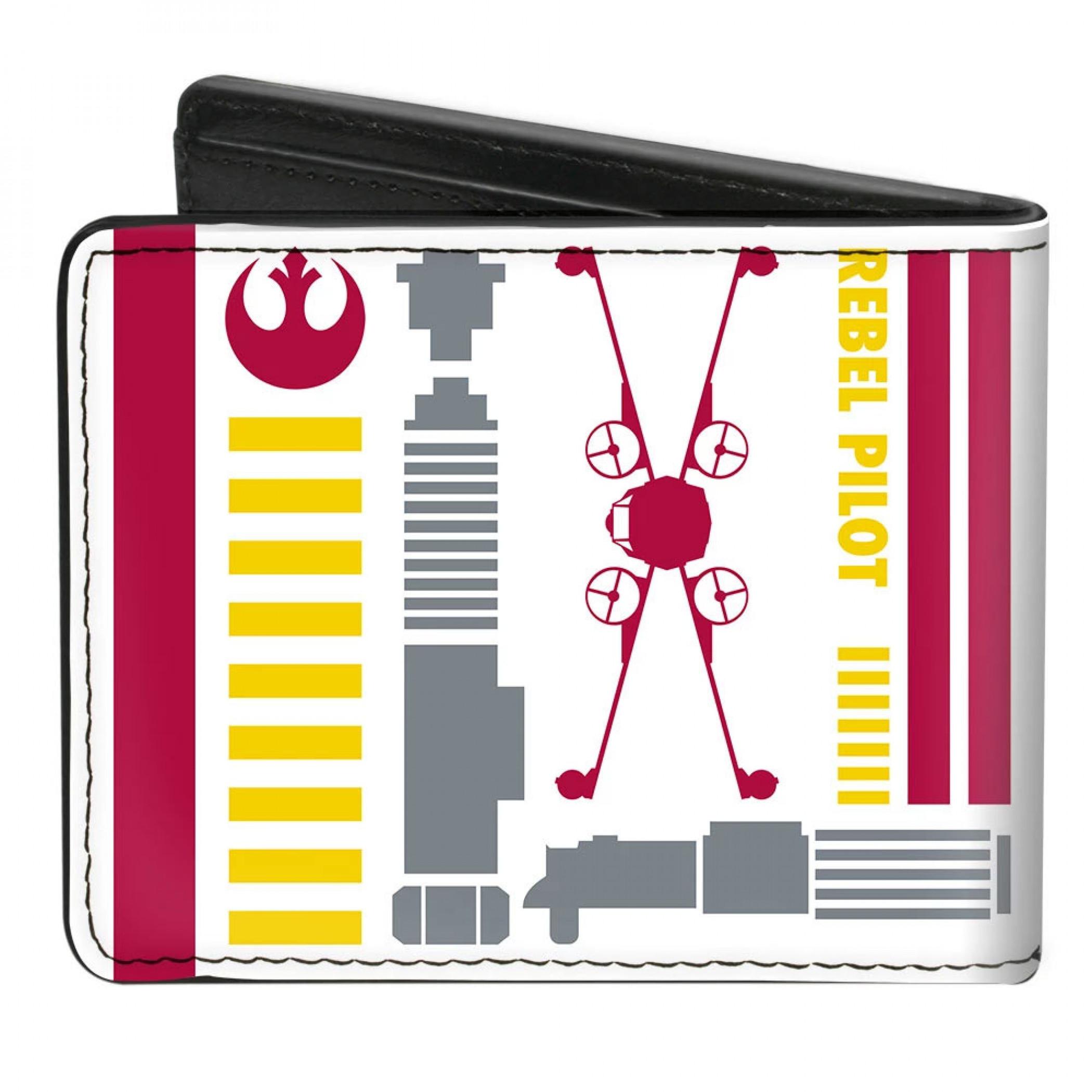 Star Wars Rebel Pilot Wallet