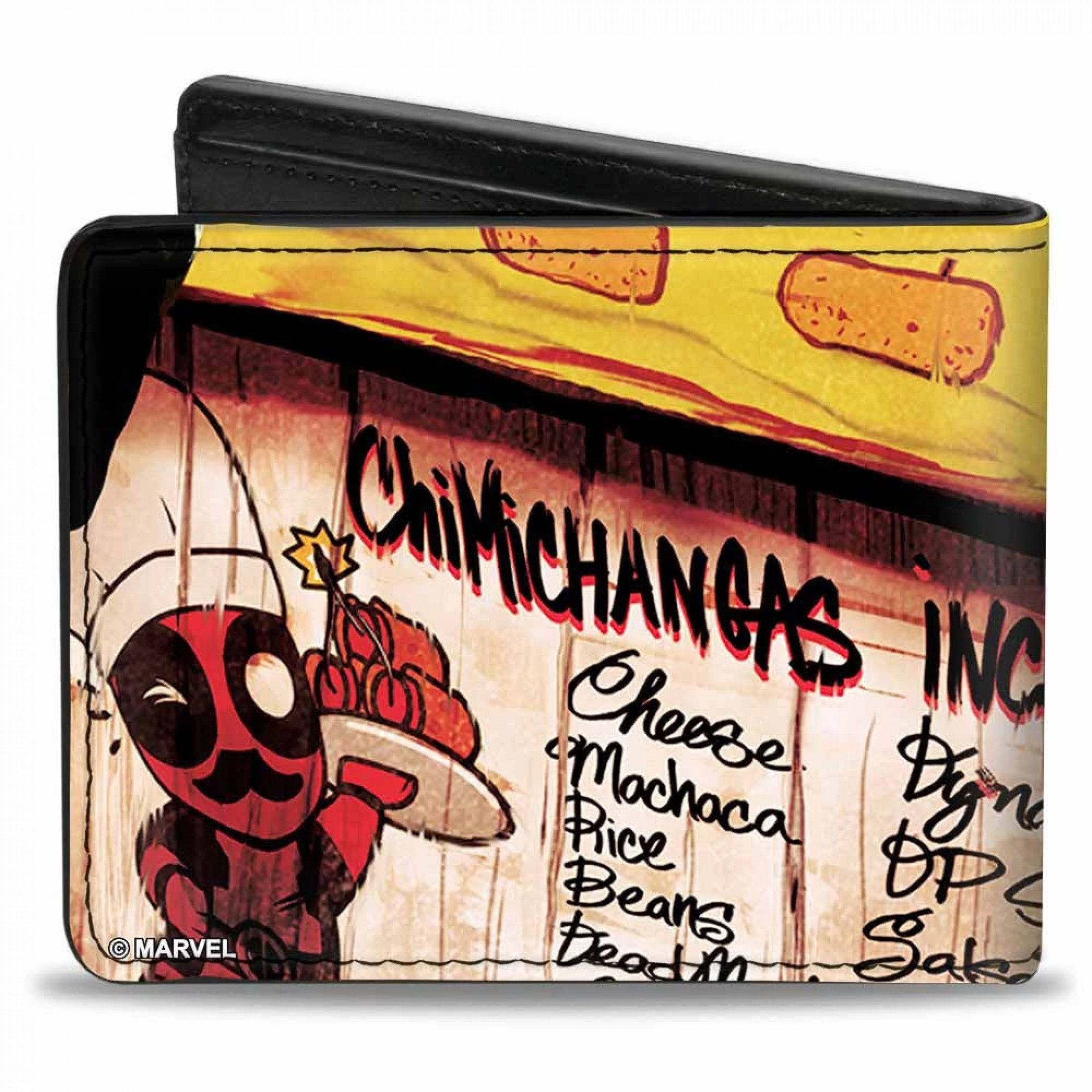 Deadpool Kills #2 Bifold Wallet