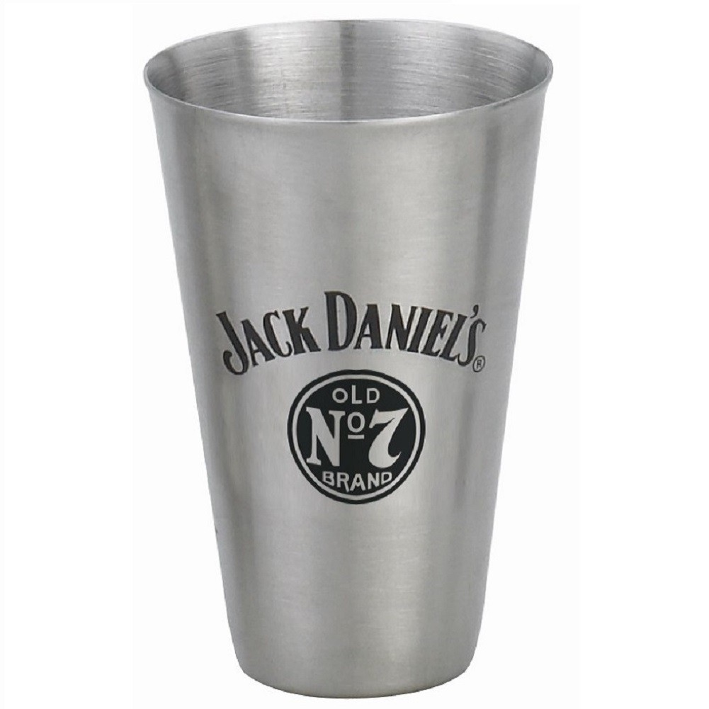 Jack Daniels Stainless Steel Shot Glass