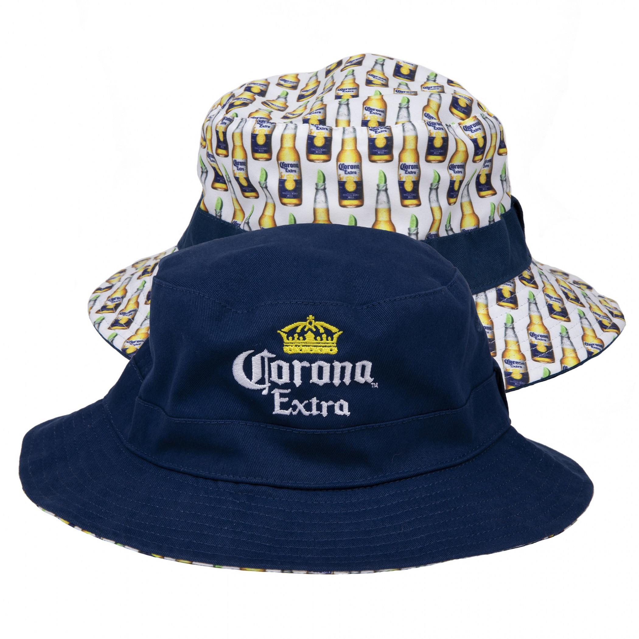 Corona Extra Logo Reversible Bucket Hat