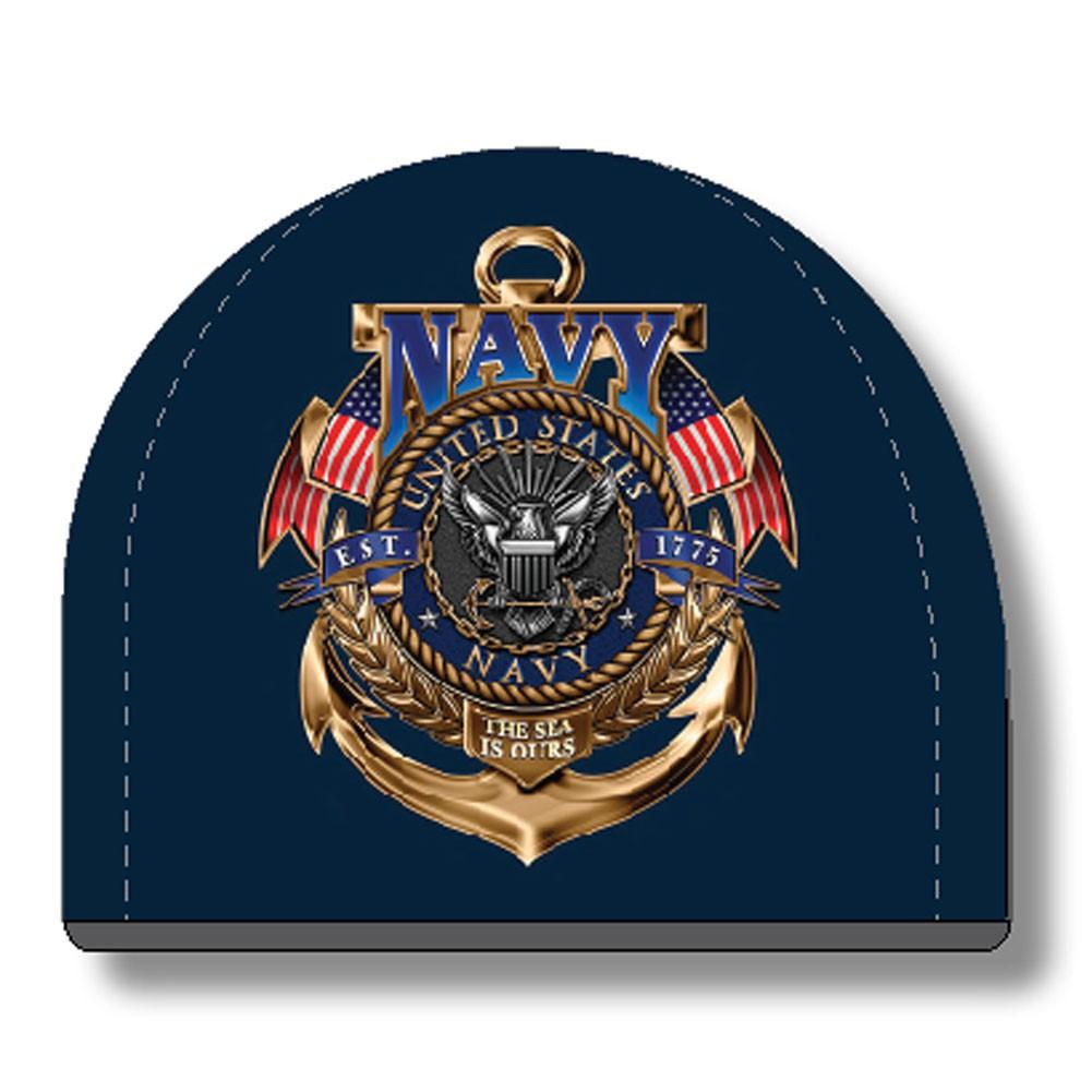 US Navy Blue Hat Beanie