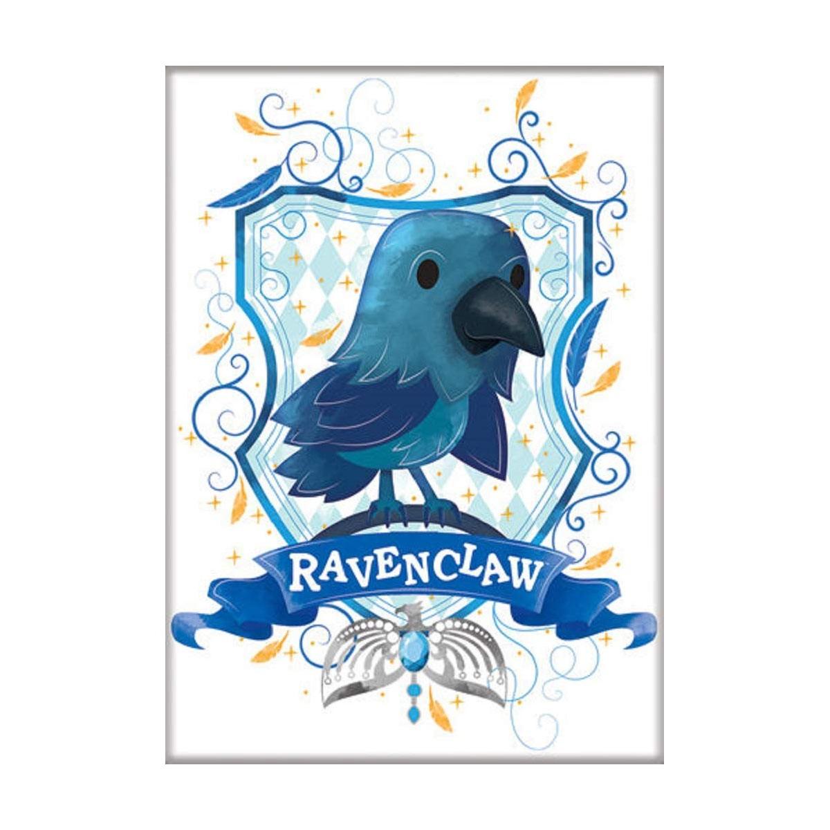 Harry Potter Ravenclaw Cartoon Magnet