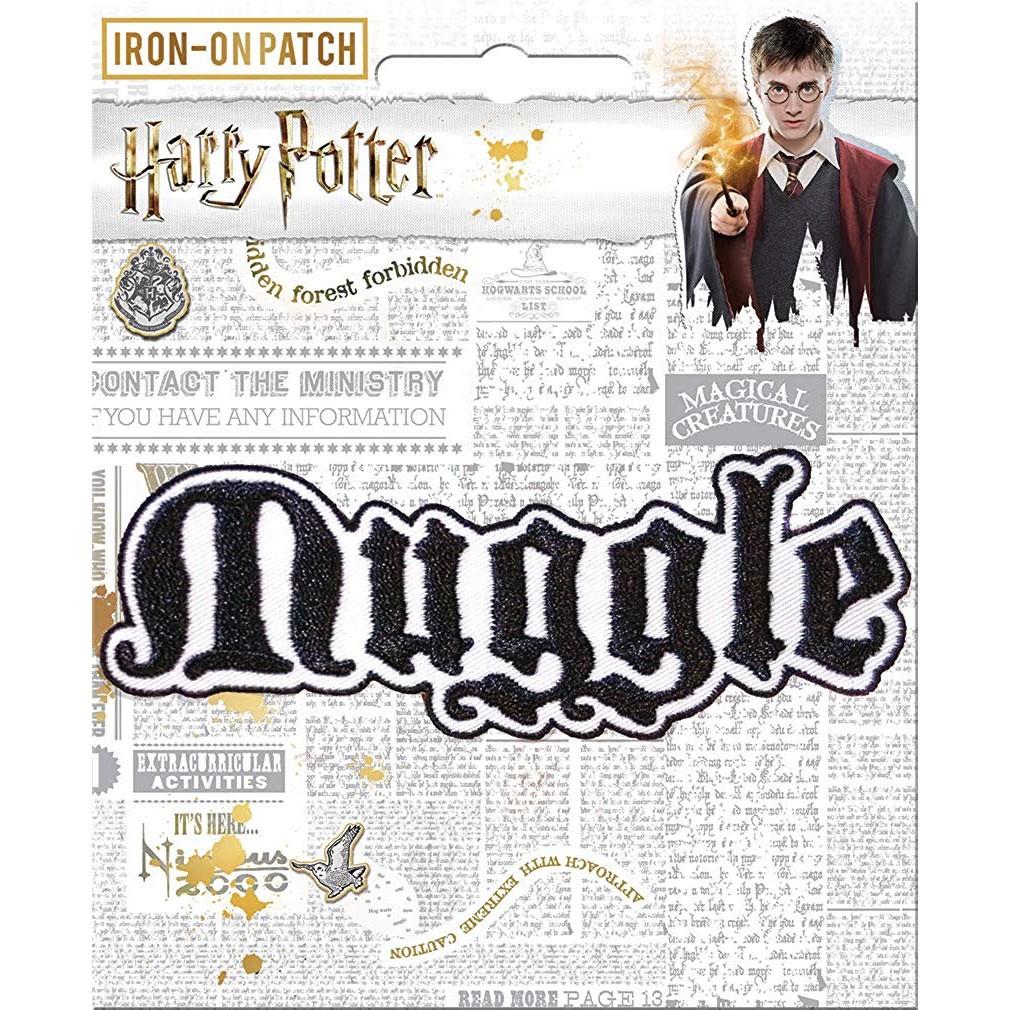 Harry Potter Muggle Patch