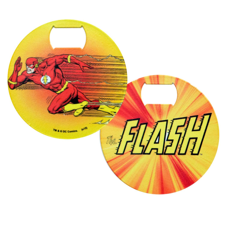 Flash Bottle Opener Coaster