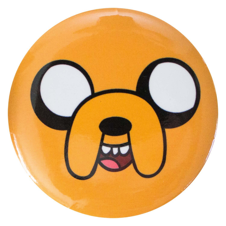 Adventure Time Jake Button