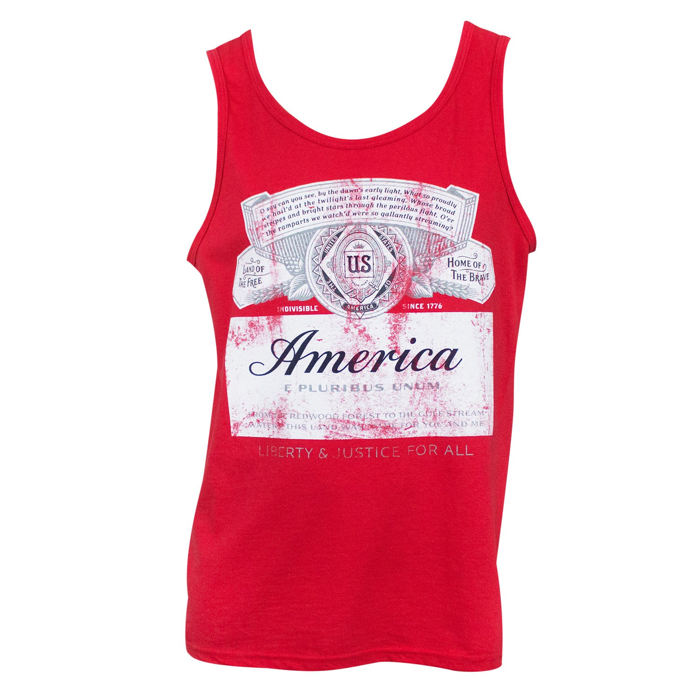 Budweiser America Tank Top