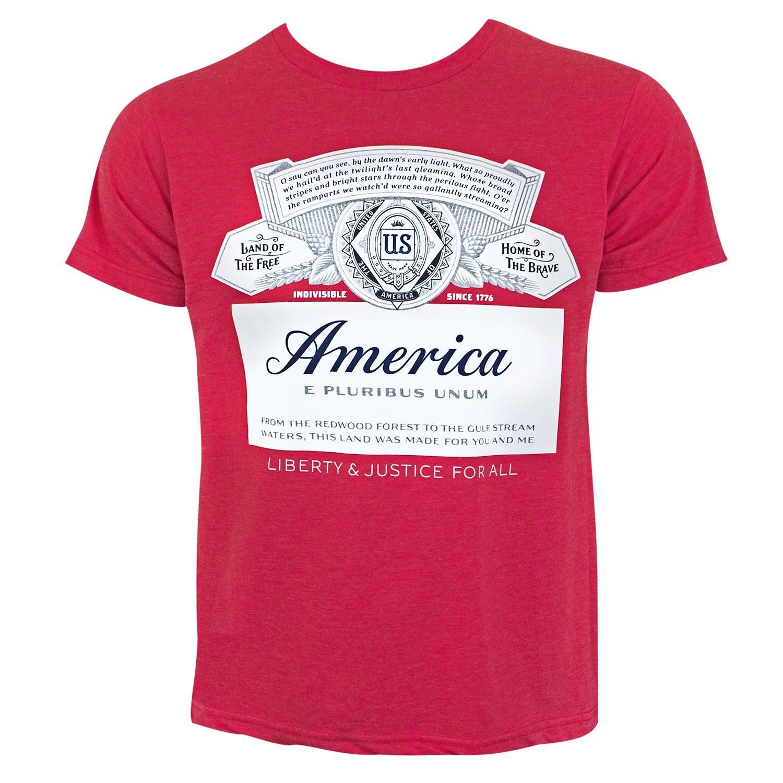 Budweiser America Tee Shirt