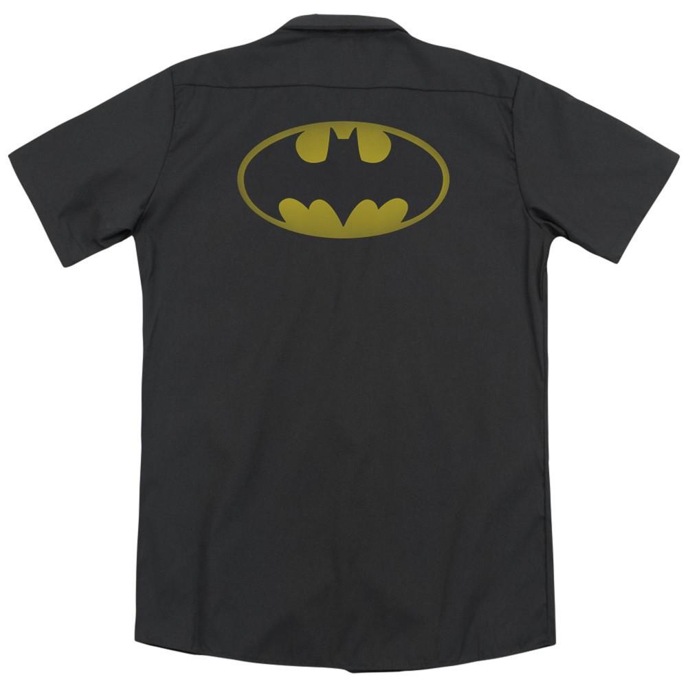 Batman Classic Logo Work Shirt