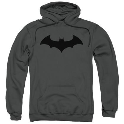 Batman Hush Logo Grey Hoodie