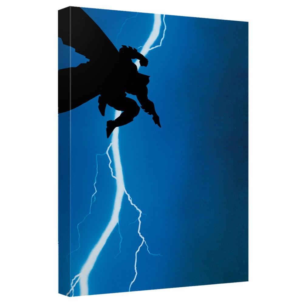 Batman DKR Cover 12 x 16 Canvas Print
