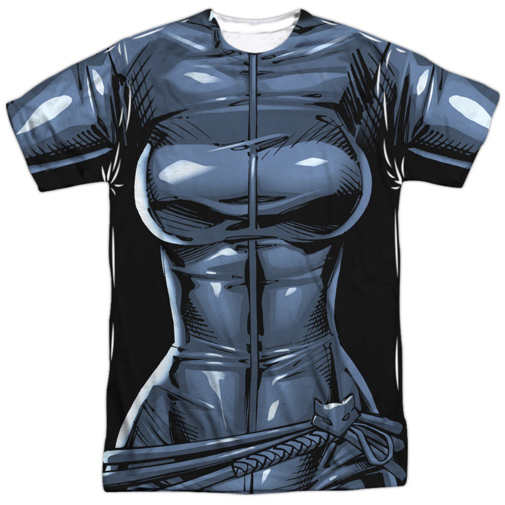 Catwoman Batman Villains Costume Tee
