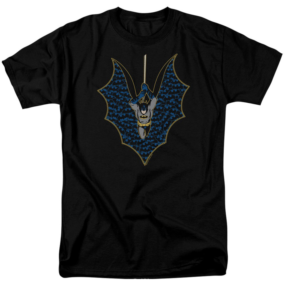 Batman Cape Logos Tshirt