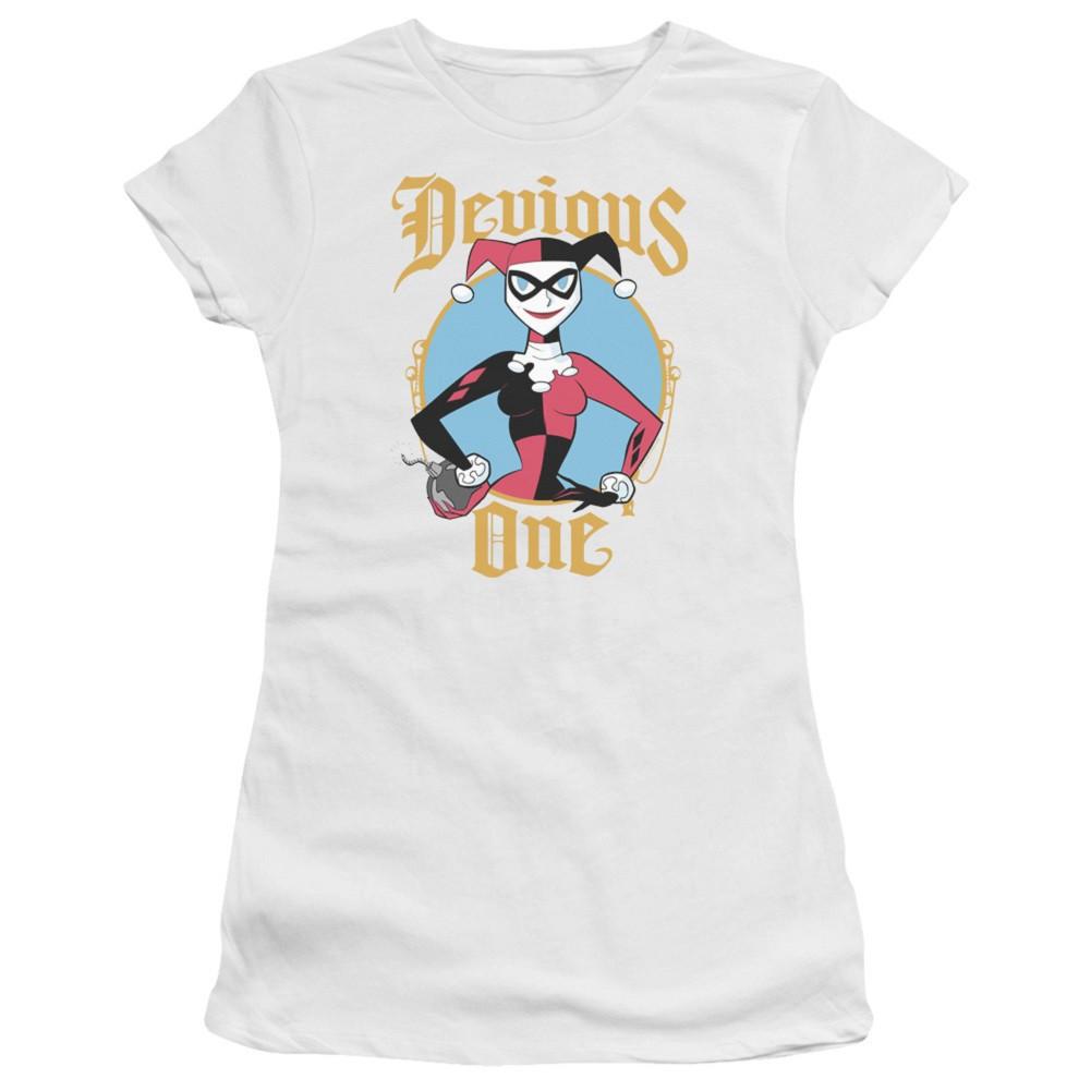 Harley Quinn Devious One Women's Tshirt