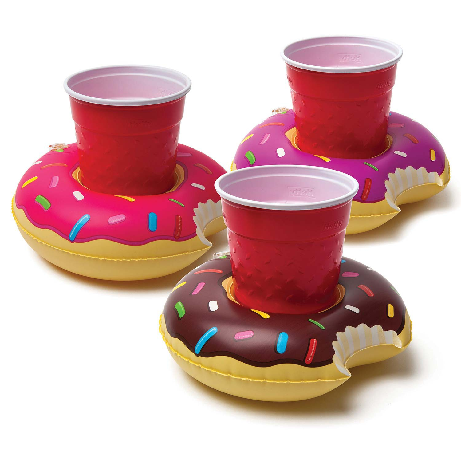 Donut Inflatable Beverage Floats