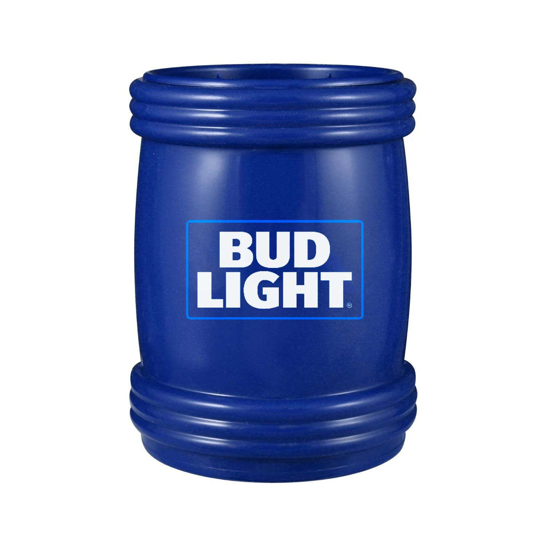 Bud Light Magna Blue Can Cooler