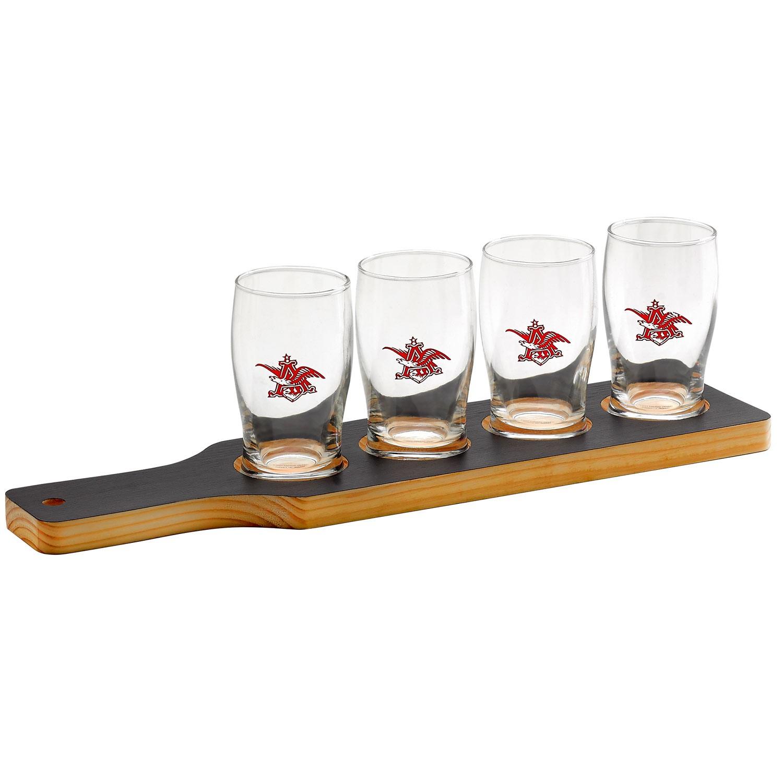 Budweiser Flight Tasting Set