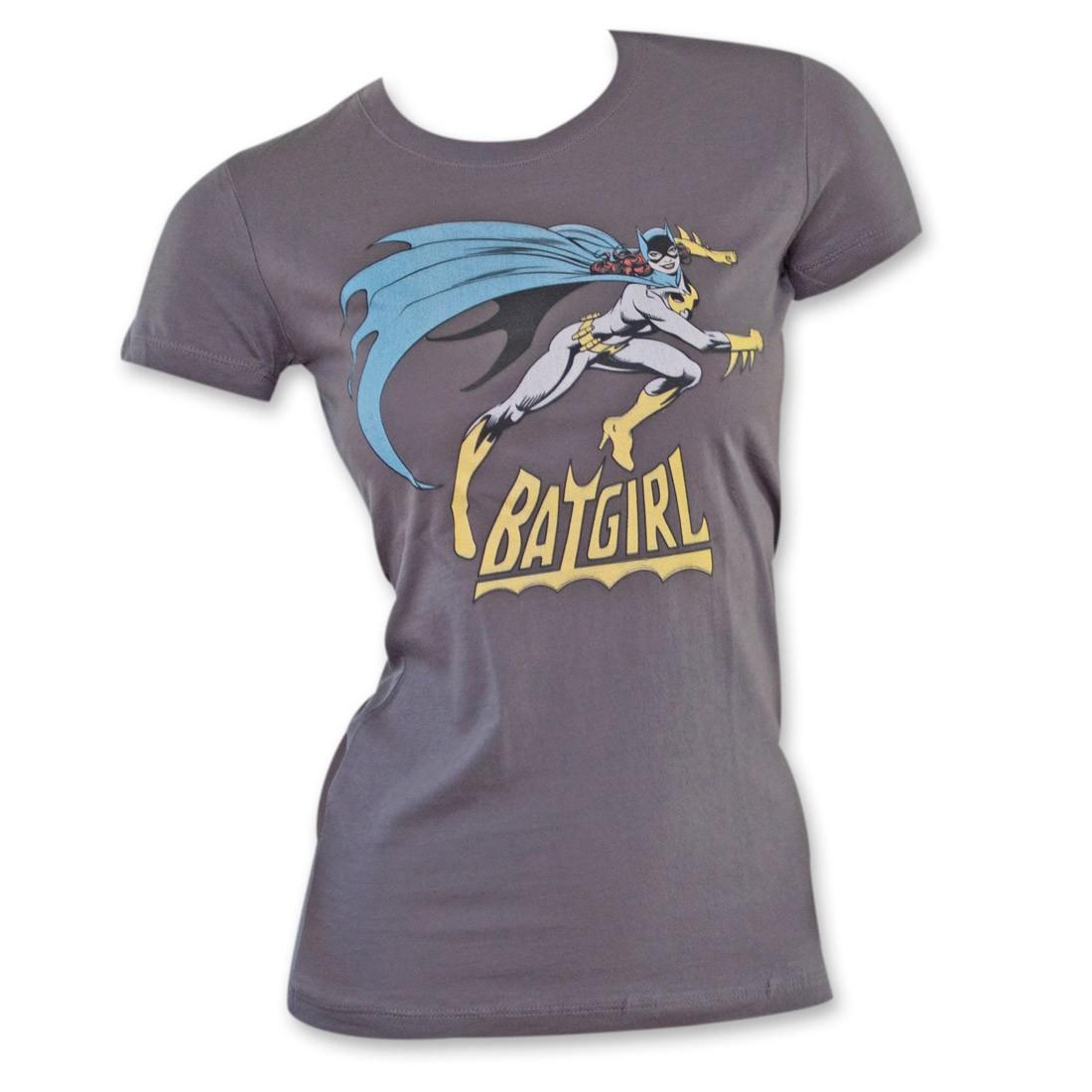 Batgirl Women's T-Shirt - Grey