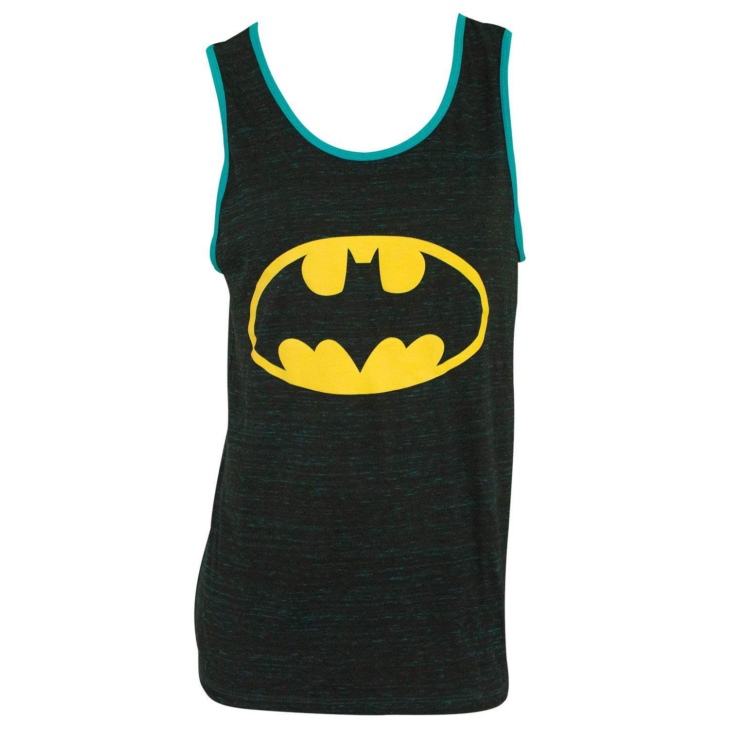 Batman Blue Trim Tank Top