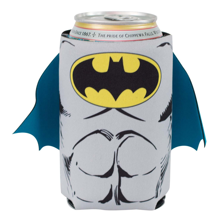 DC Batman Caped Can Cooler
