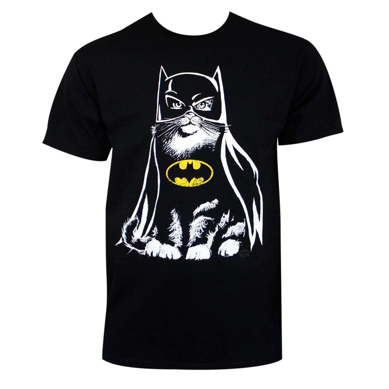 Batman Cat Tee Shirt