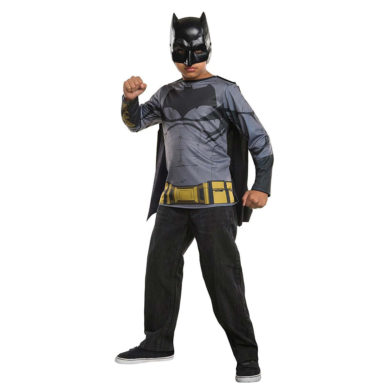 Batman Youth Costume Cape Tee Shirt