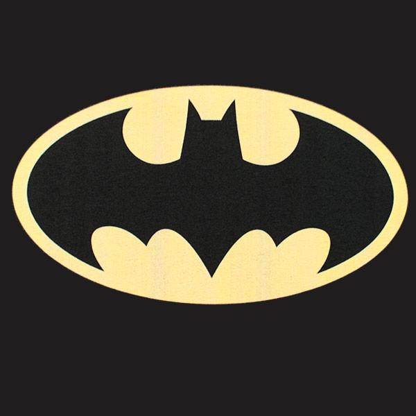 Batman Classic Logo Tank Top - Black