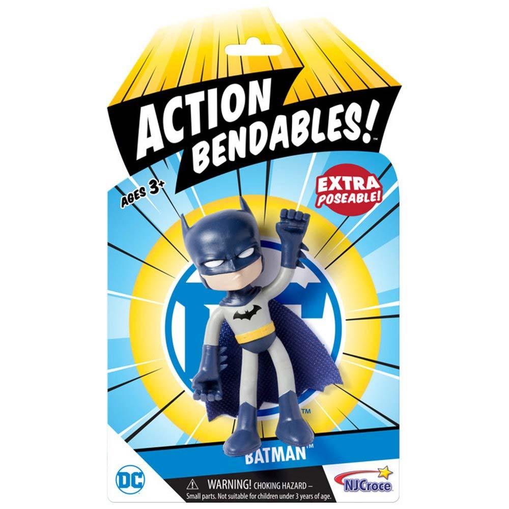 Batman Action Bendable Toy Figure