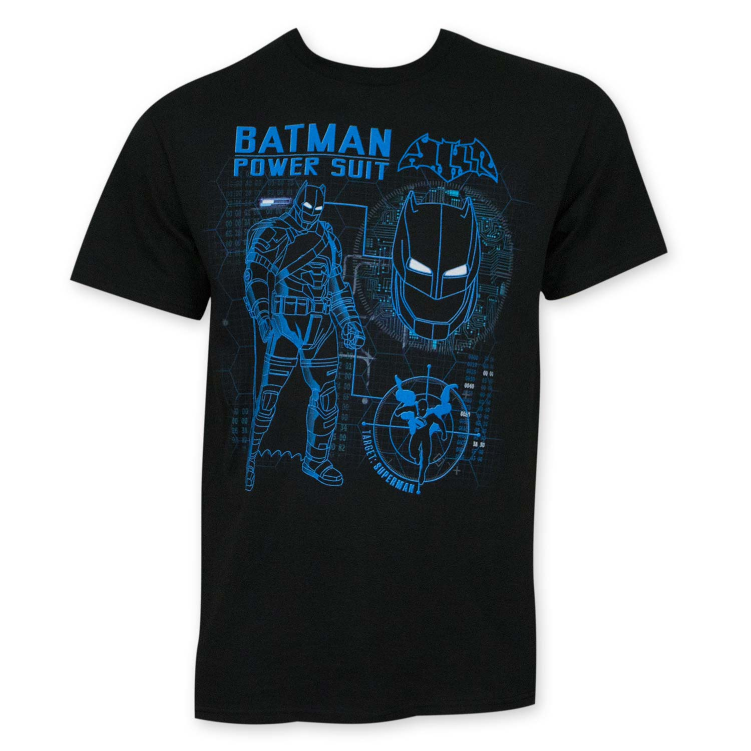 Batman V Superman Power Suit Tee Shirt
