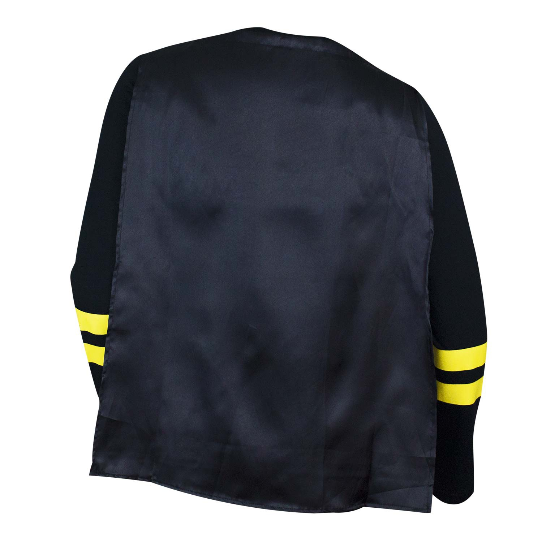 Batman Cape Costume Varsity Tee Shirt