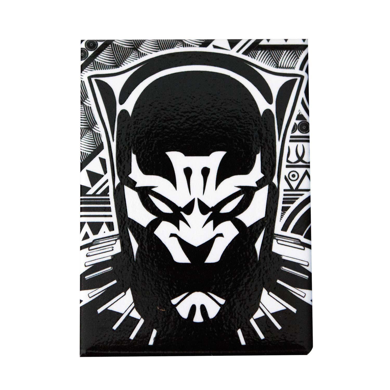 Black Panther Monochrome Magnet