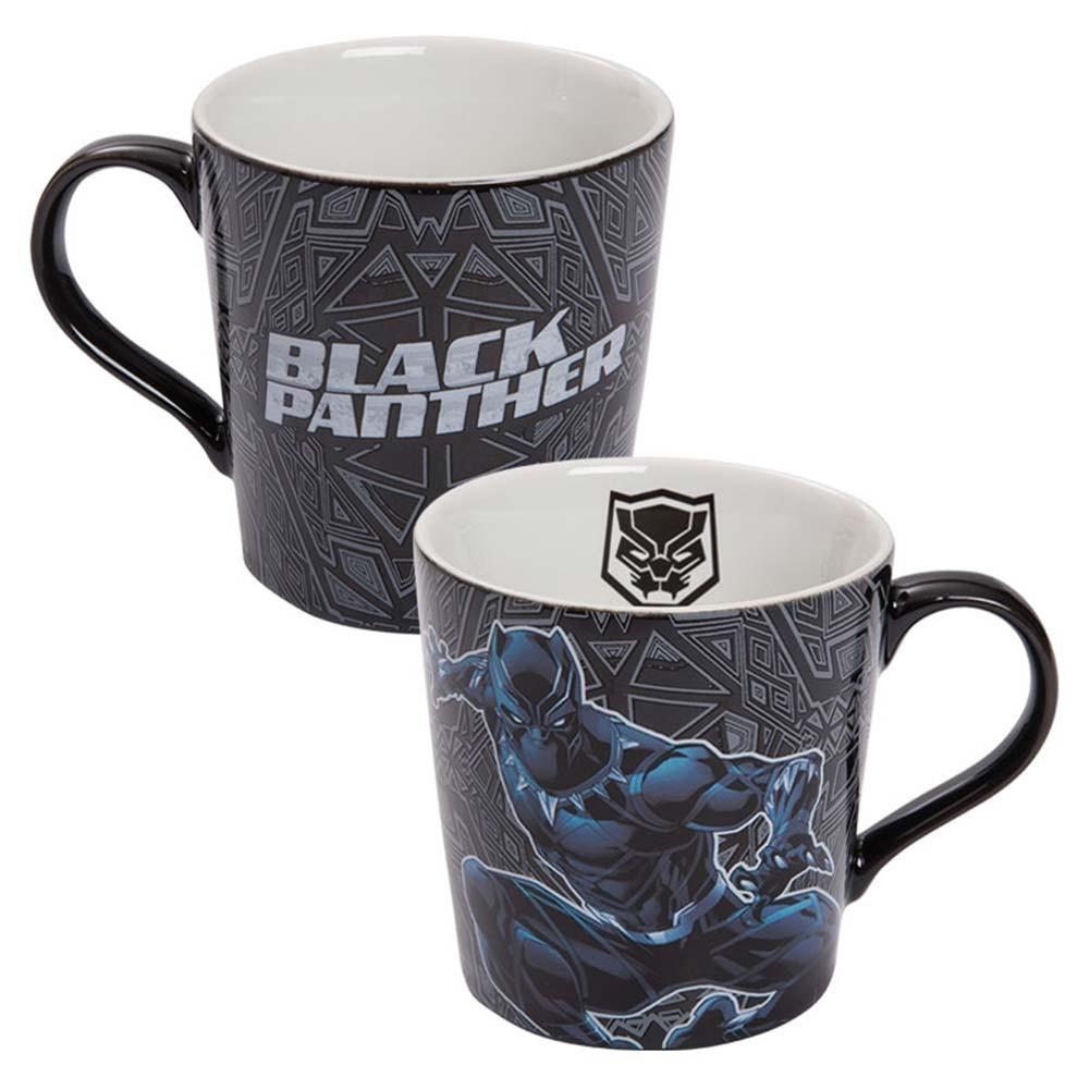 Black Panther Ceramic Mug
