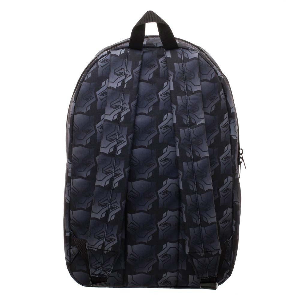 Black Panther Sublimated Black Backpack