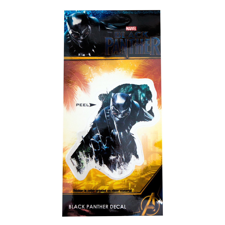 Black Panther Pose Sticker