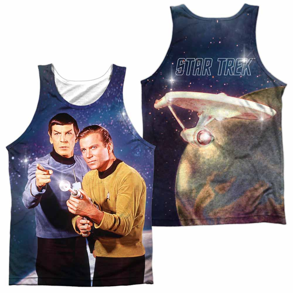 Star Trek Protectors Sublimation Tank Top