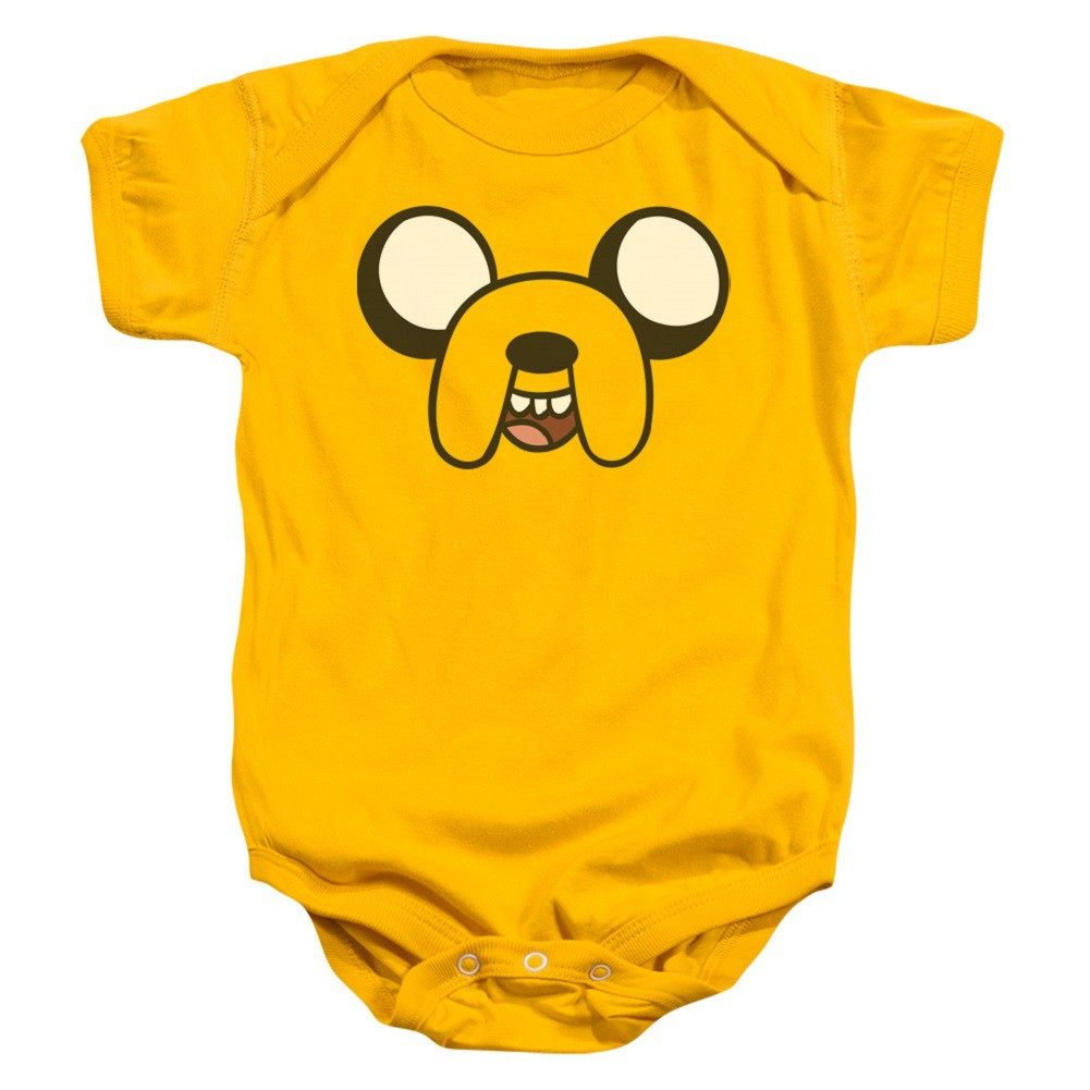 Adventure Time Jake The Dog Baby Infant Snap Suit