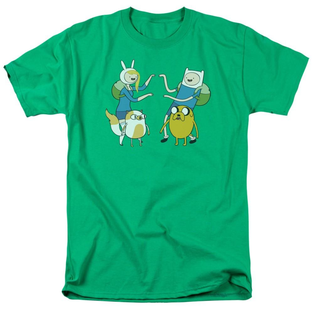 Adventure Time Finn And Fionna adventure time finn and fionna tshirt