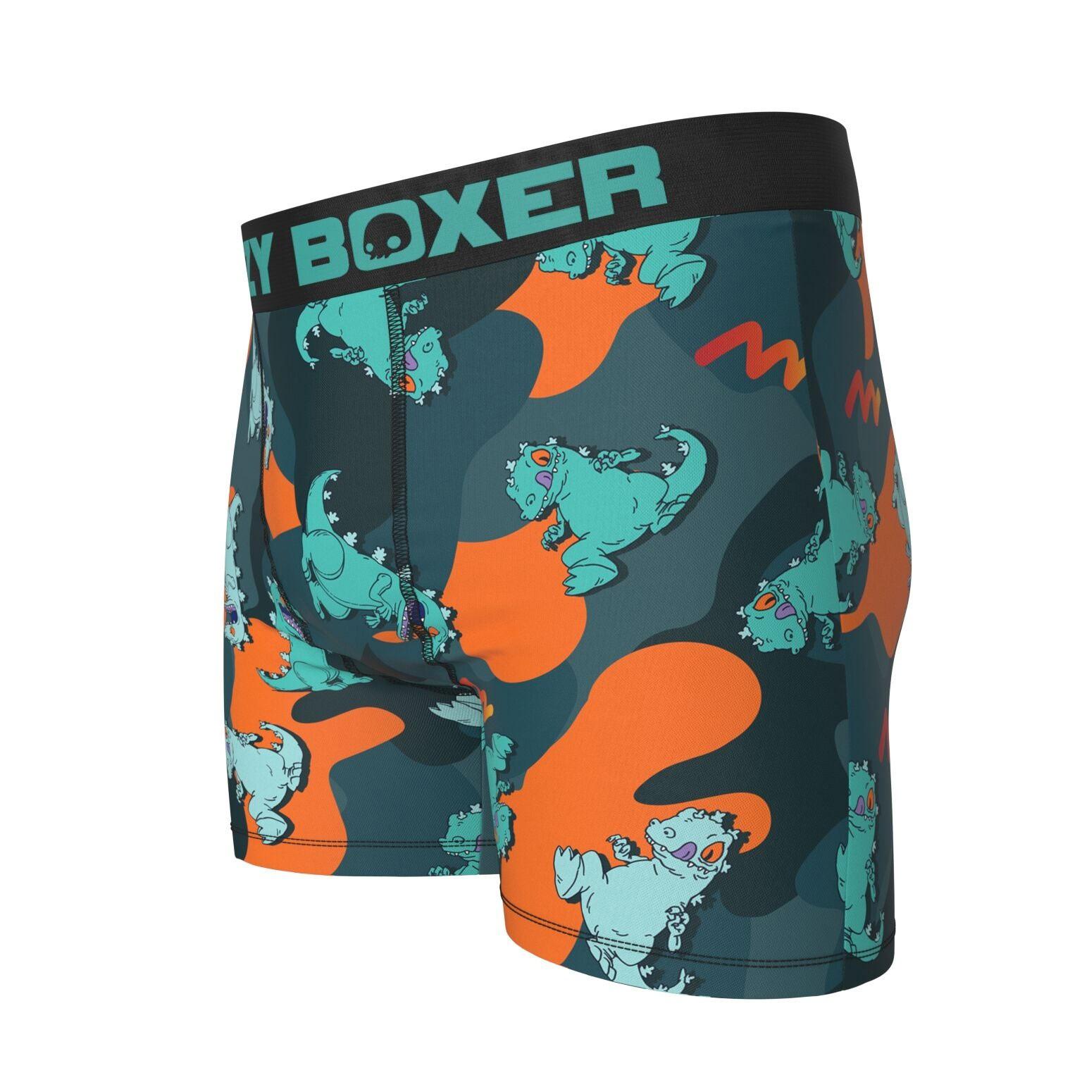 Rugrats Reptar Boxer Briefs
