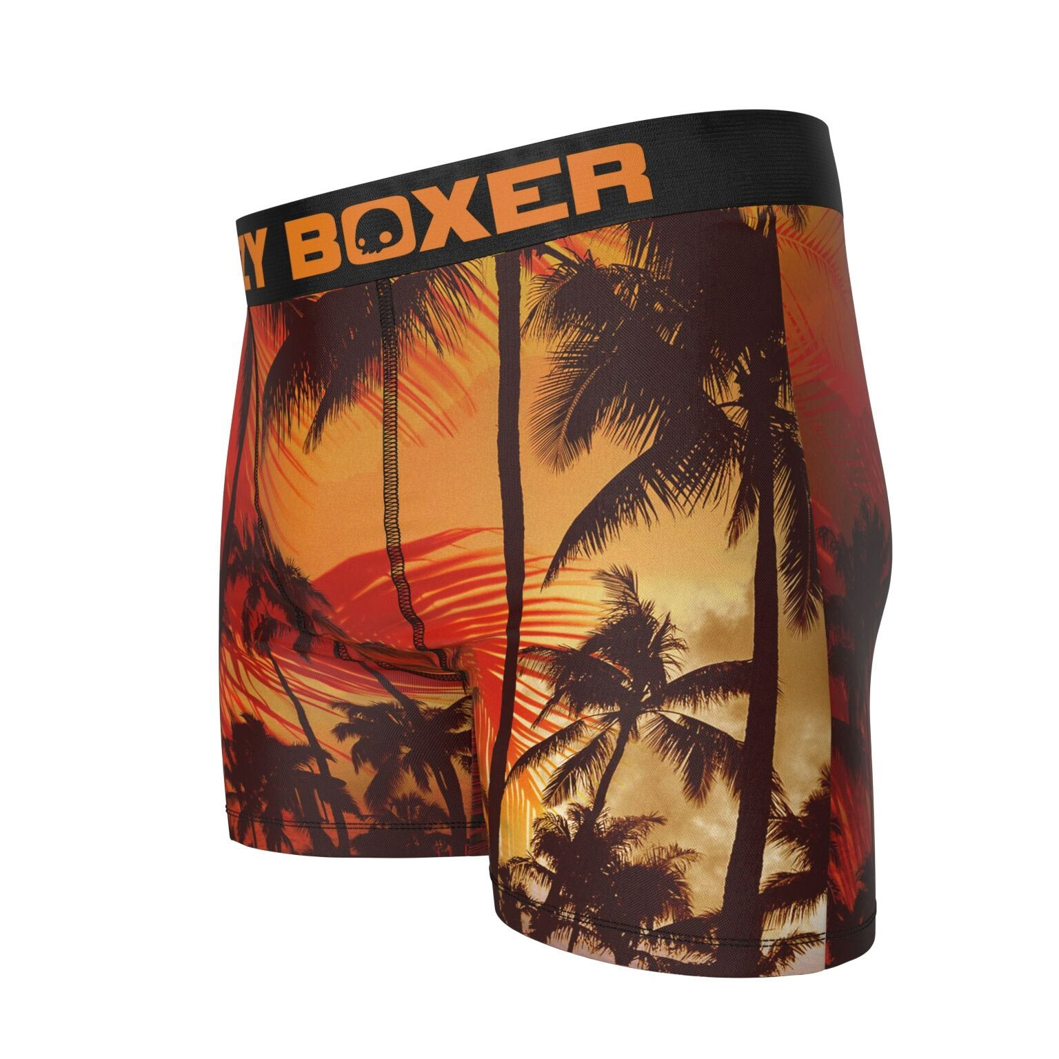 Scarface Palm Tree Boxer Briefs