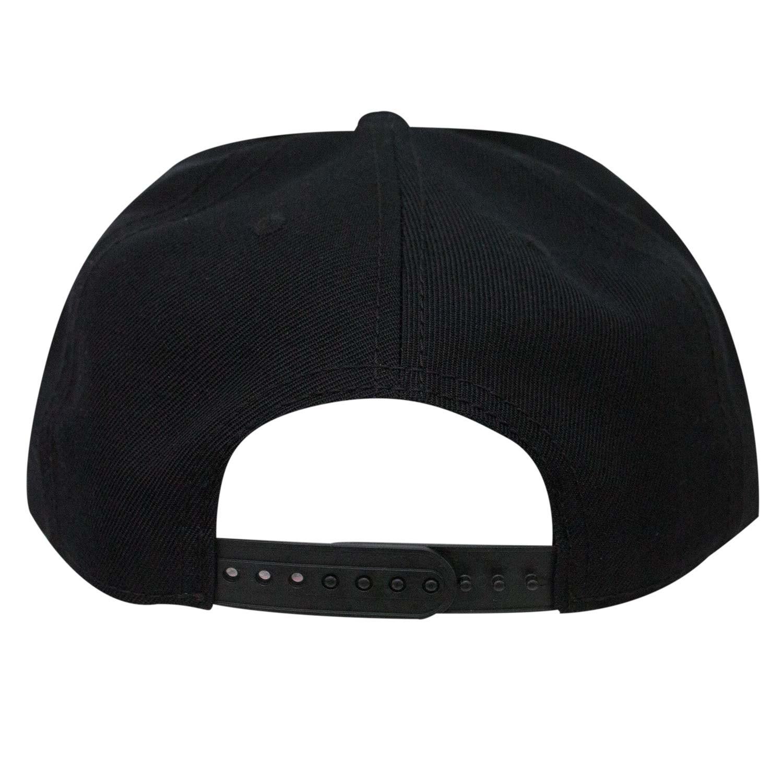 Aquaman Embroidered Logo Snapback Hat
