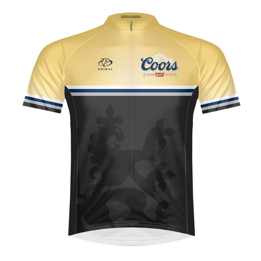 Coors Banquet Heritage Cycling Jersey