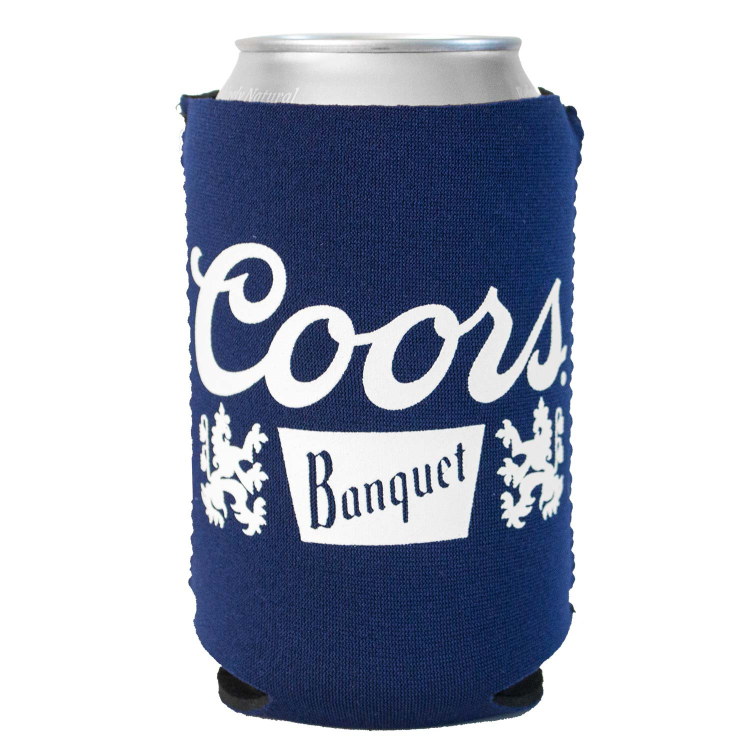 Coors Banquet Can Insulator